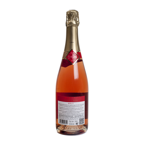 CASTILLO PERELADA Cava Brut rosat