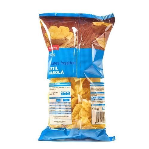 BONPREU Patates fregides estil casolà