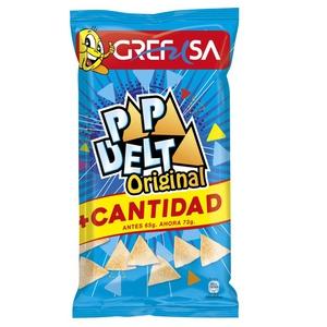GREFUSA Snack papa delta original