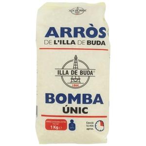 ILLA DE BUDA Arròs bomba
