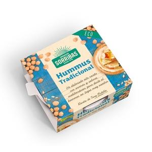 SORRIBAS Hummus tradicional ecològic