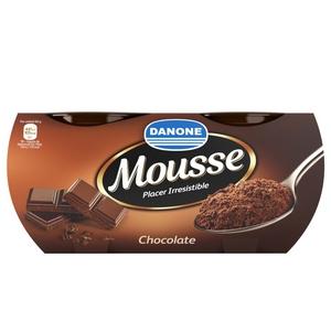DANONE Mousse de xocolata