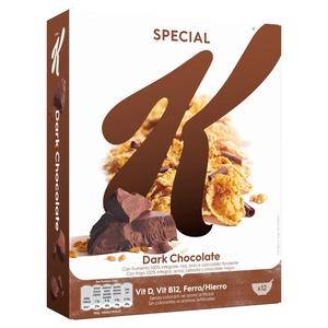 SPECIAL K Cereals de xocolata negra