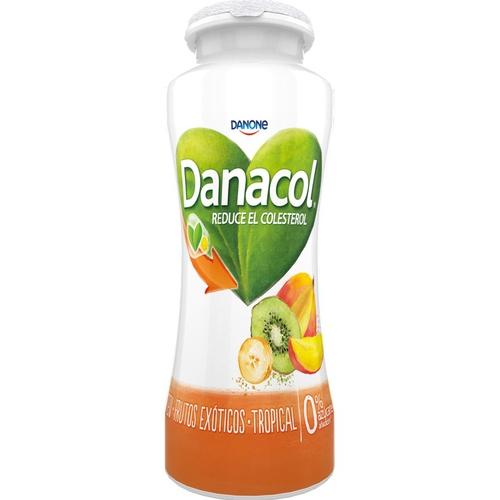 DANACOL Iogurt per beure tropical