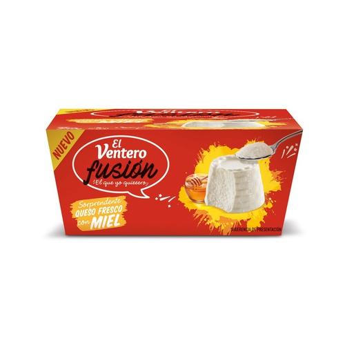 EL VENTERO Formatge fresc amb mel
