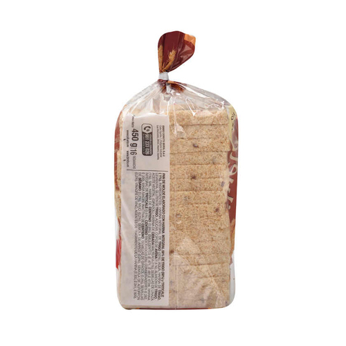 BIMBO Pa integral amb 8 cereals sense crosta