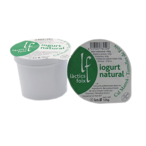 LACTICS FOIX KM0 Iogurt natural