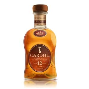CARDHU Whisky Escocès de Malta