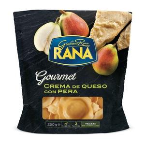 RANA Raviolis farcits de pera i formatge