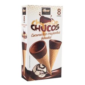 DICAR Galetes gelat cucurutxo de xocolata