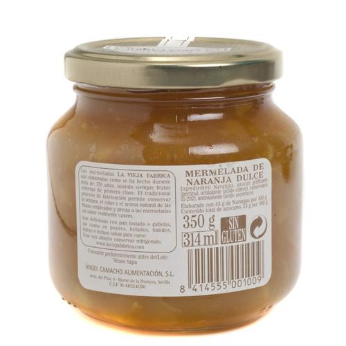 VIEJA FABRICA Melmelada de taronges dolces