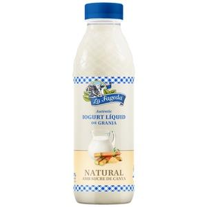 LA FAGEDA Iogurt per beure natural ensucrat