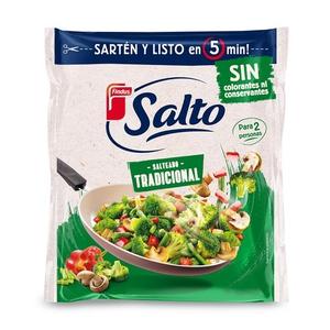 FINDUS SALTO Saltat tradicional de verdures