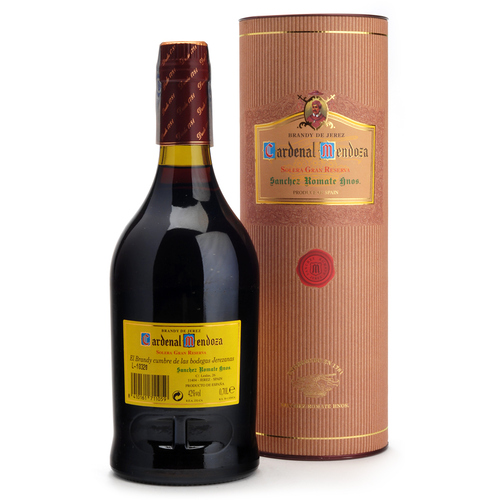 CARDENAL MENDOZA Brandi de Xerès Solera Gran Reserva
