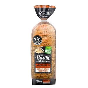 THE RUSTIK BAKERY Pa de motlle de cereals i llavors