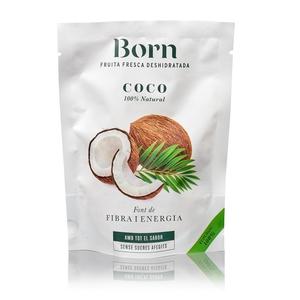 BORN Snacks de coco deshidratat ecològic