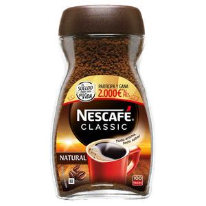 NESCAFE Cafè soluble natural