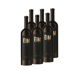 ETIM Caixa de vi negre DO Montsant criança