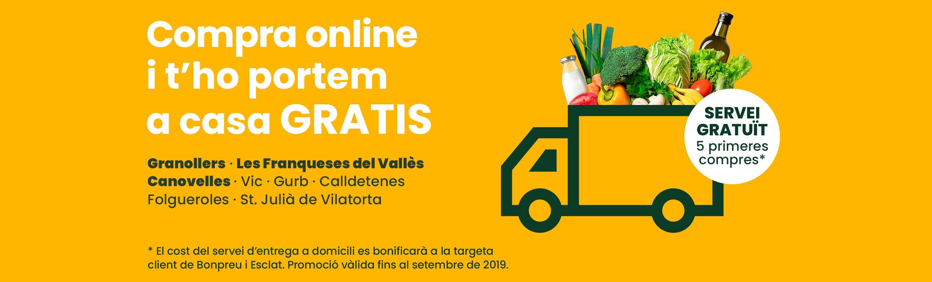 Supermercat Online Esclat El Teu Comprar Per Bonpreu 6mfYb7yIgv